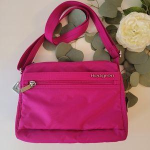 Hedgren Fushia Pink Small  crossbody bag